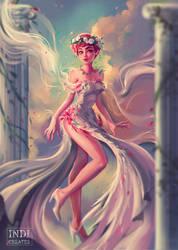 Persephone by IndiCreates