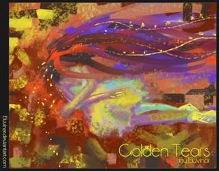 Golden Tears by Eluvinar