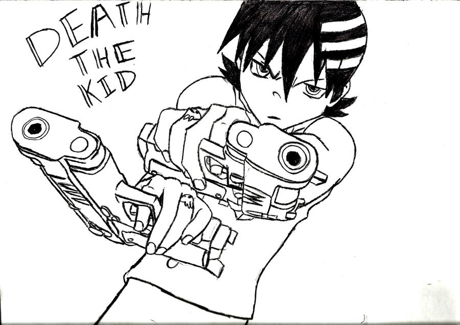 Death The Kid (Soul Eater) by dakillervamp on DeviantArt