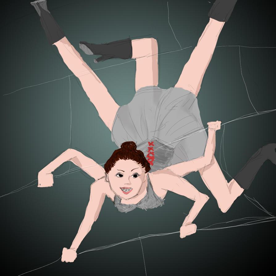 Spider Queen by DangerousBellaGrim