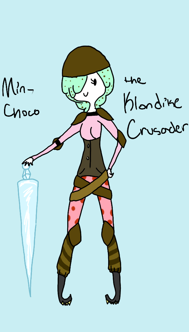 Klondike Crusader by AskVesta