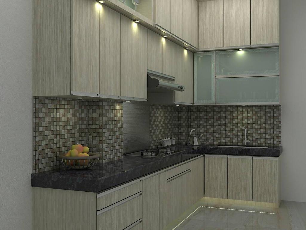 simple kitchen by hermawanwibowo