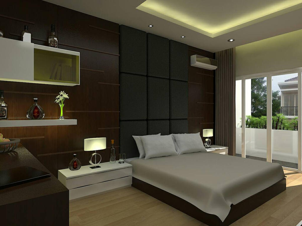 master bedroom by hermawanwibowo