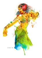 Pepper Dance by PepperProject