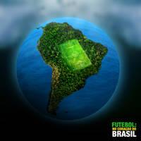 Soccer in the Heart of Brazil by fkump