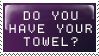 Towel by roguebfl