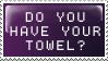 Towel by roguebfl