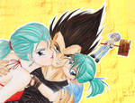 Poor Trunks - 2004 by Kamikaze-666