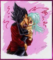 ...and beloved Princess by Kamikaze-666