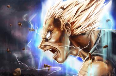 Beast by Kamikaze-666