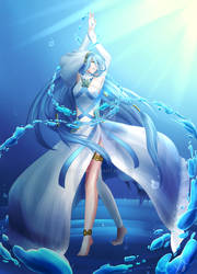Azura, The Water Songstress