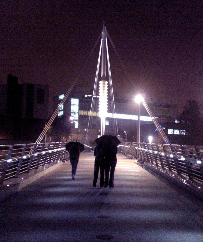 Uni bridge by Evil-elz