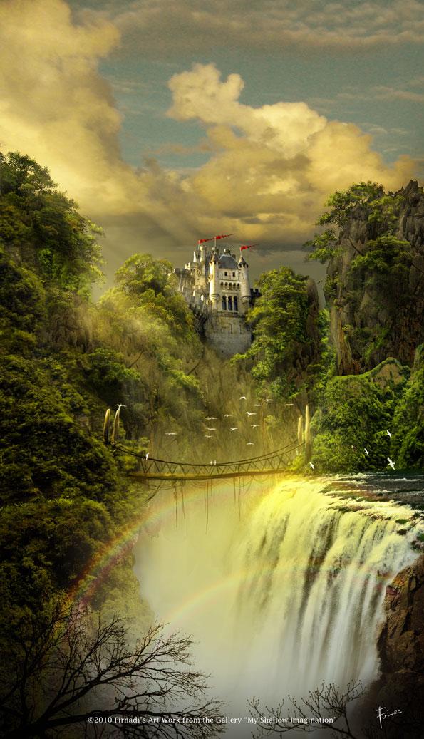 The Secret Place by Firnadi