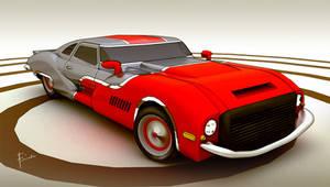 V8 front