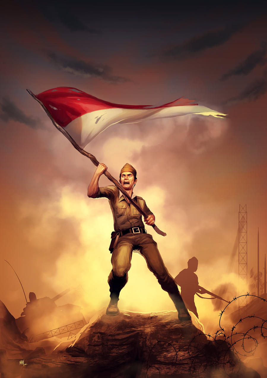 jayalah INDONESIA ku by Firnadi