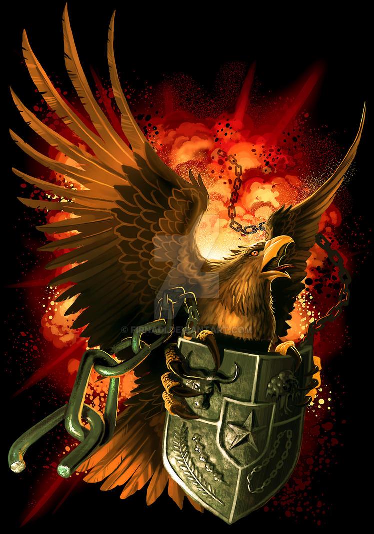Garuda by Firnadi