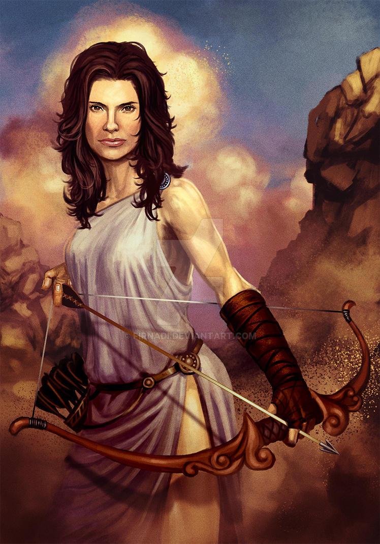 Artemis by Firnadi
