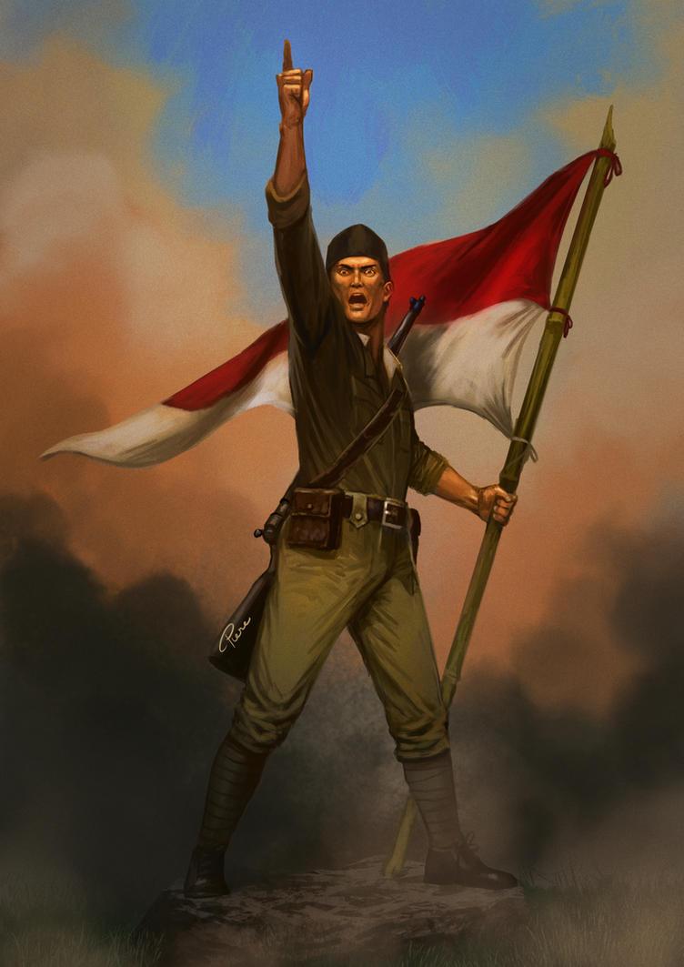 Jayalah Indonesiaku 2 by Firnadi