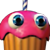Toy Cupcake Profile Icon