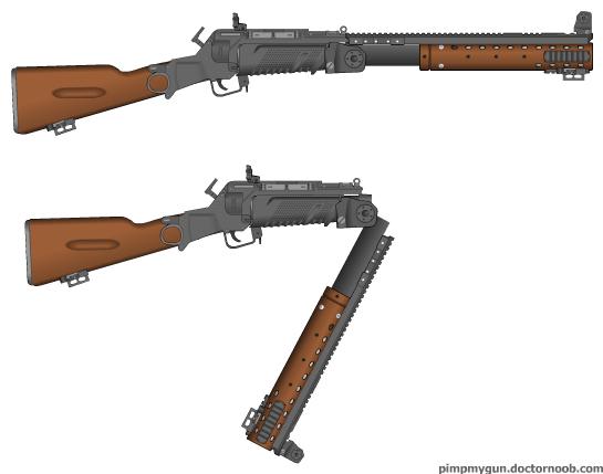 .12 Hellfire Shotgun by orcbruto