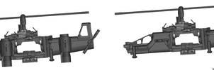CUTLASS helicopter