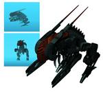 Elder's Mecha 'Lobster'