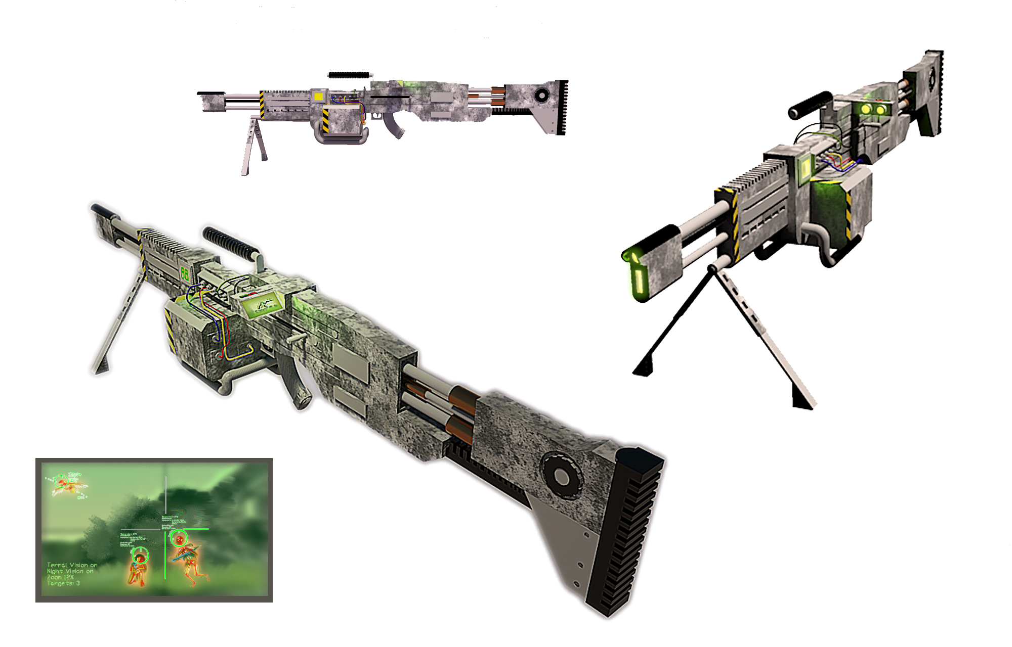 Laser LMG by orcbruto