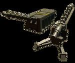 Longbow Gauss Artillery