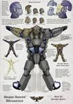 Warhammer 40k Power Armor
