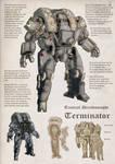 Tactical Dreadnought Terminator Armor