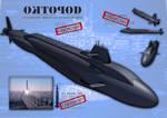 Oktopod Tactical Submarine