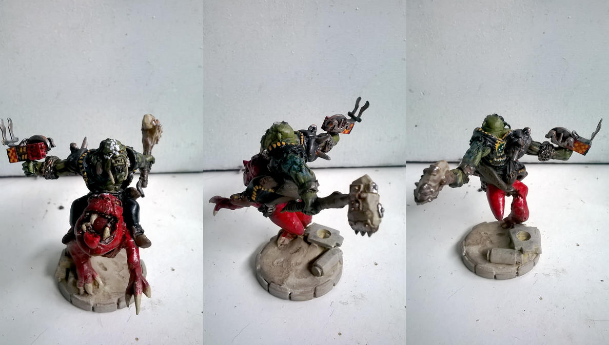 Ork Riders 3 by orcbruto