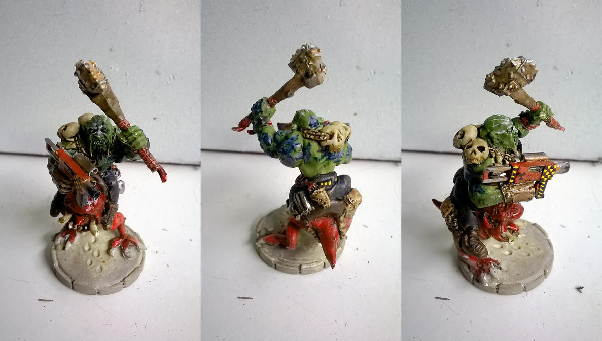 Ork Riders 4 by orcbruto
