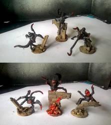 Battle Shoggoths 02