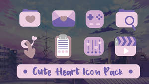 Cute Icon Pack