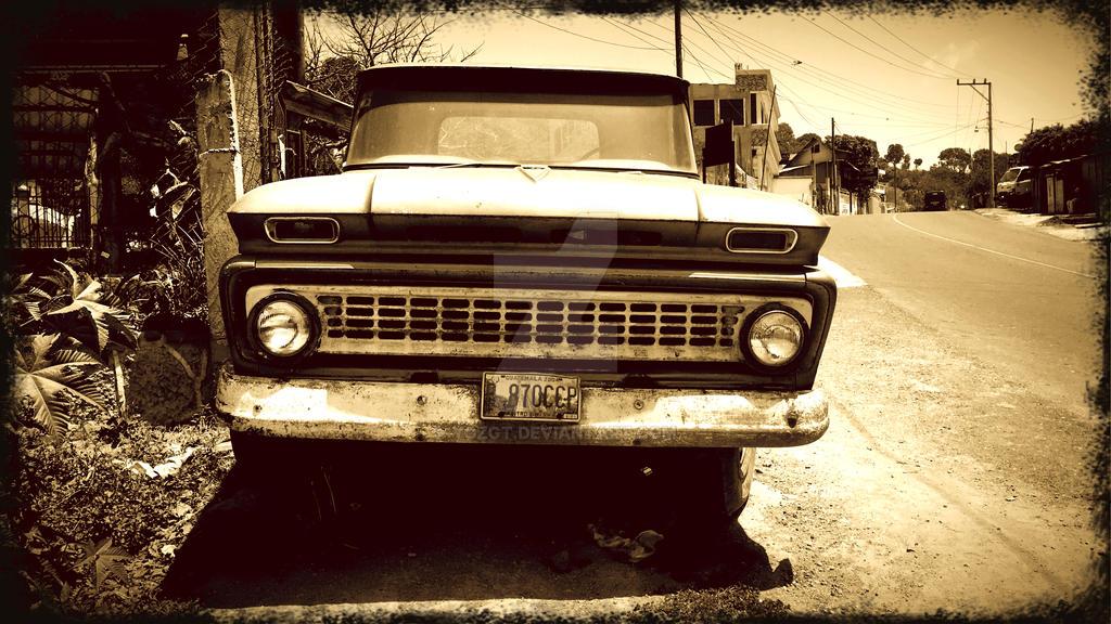Pick up Chevy by yozgt