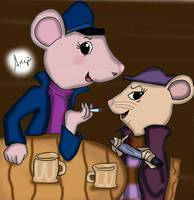 angie great mouse detective