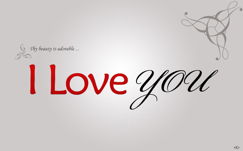 I Love You Alot By Prashu Sri On Deviantart