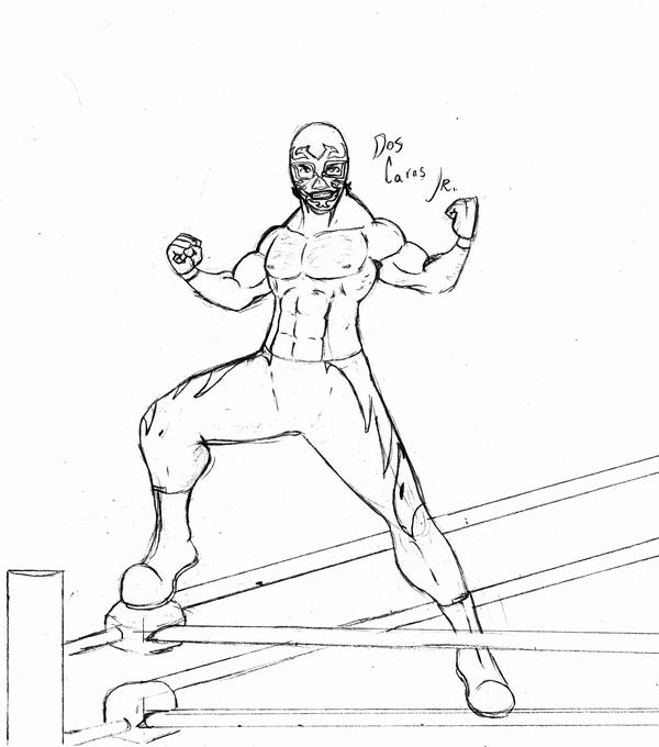 Dibujos de peleas para colorear - Imagui
