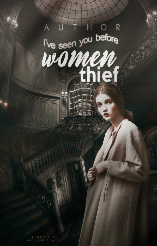 Women Thief by MorbiddAngell