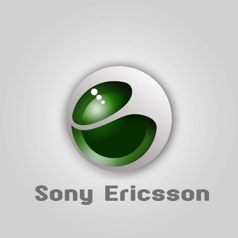Sony Ericsson Logo Recreate by llub3r