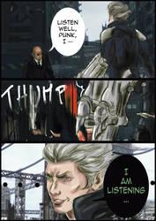 [Final Fantasy VII AC] - I'm listening