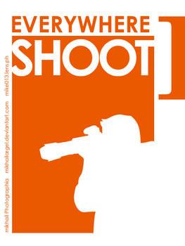 Everywhere I Shoot