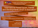 PSITE NCR Dev't of ICT in Education