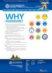 Why Adamson?