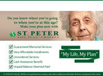 St. Peter Life Plan Advertisment