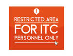 For ITC Personnel only