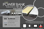 Power Bank Ads