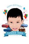 Happy Birthday Alexander Vonn