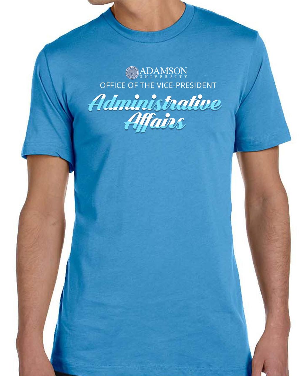 AdU VPAA T-shirt design